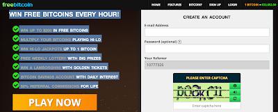 Gagner jusqu'à 200 $ en bitcoins gratuits! Tentez votre chance toutes les heures en jouant un Jeu