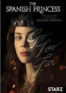 DVD Review: The Spanish Princess (Season One)