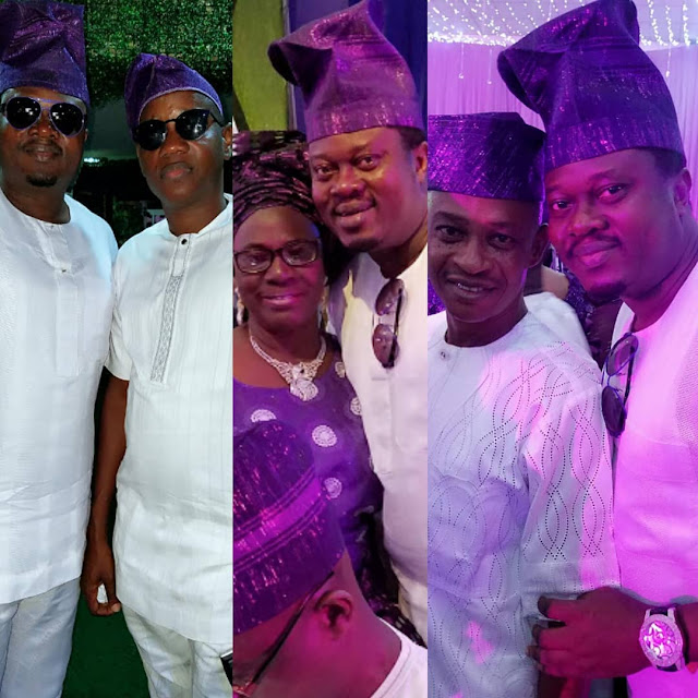 muyiwa ademola muraina wedding