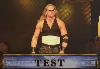 WWE / WWF - Summerslam 1999 - Test faced Shane McMahon