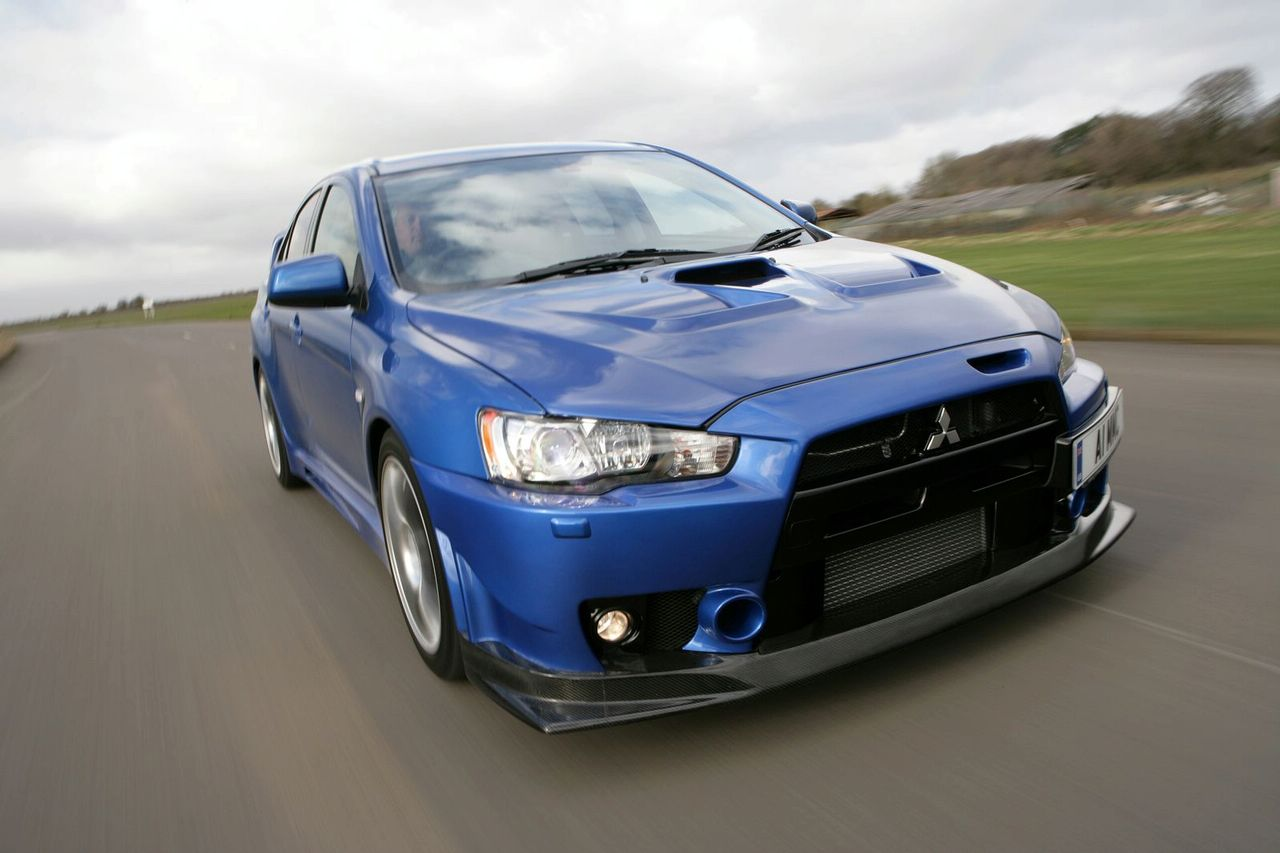 Sport Car Garage: 2013 Mitsubishi Lancer Evolution XI