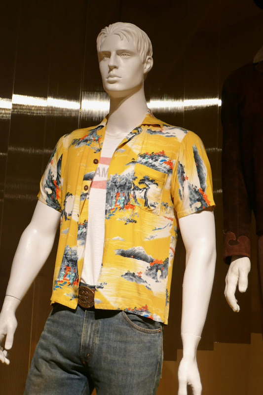 Brad Pitt Once Upon a Time in Hollywood Cliff Booth costume