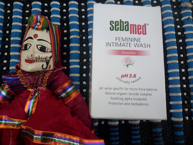 Sebamed Feminine Intimate Wash: ClinicallyTested