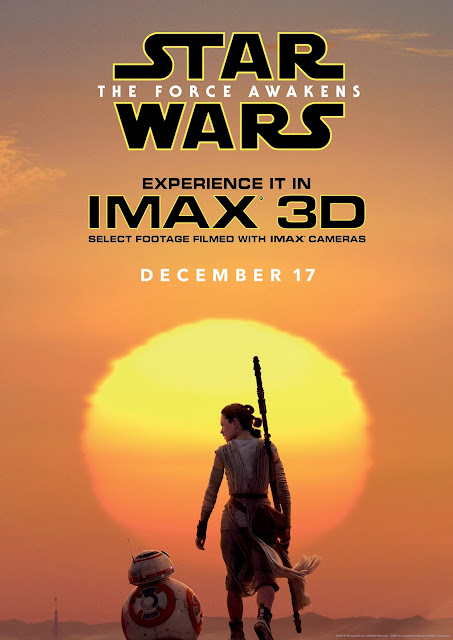 imax star wars the force awakens poster