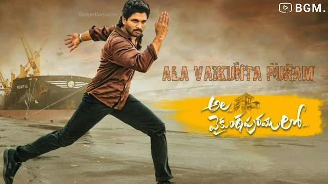 Ala Vaikuntapuram BGM | Original Background Music - MP3 Download