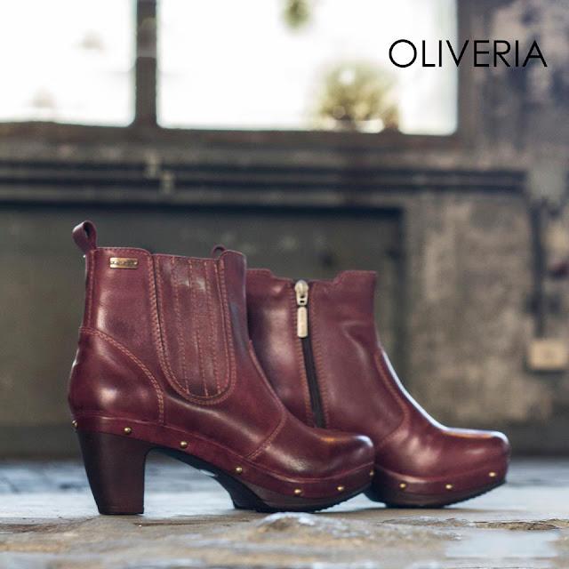Moda otoño invierno 2016 Lady Stork. Botas, botinetas, zapatos, zapatillas invierno 2016.