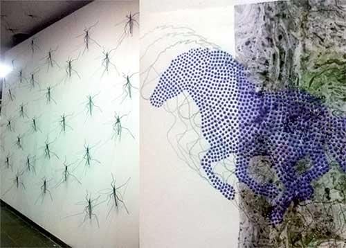 LA GALERIE NATIONALE D'ART DU SENEGAL : Art, artisanat, culture, tourisme, LEUKSENEGAL, Dakar, Sénégal, Afrique