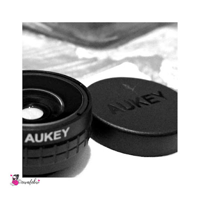 aukey camera lens review