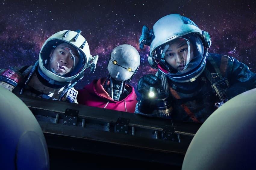 «Космические чистильщики» (2021) - разбор и объяснение сюжета и концовки, сцена после титров. Спойлеры!