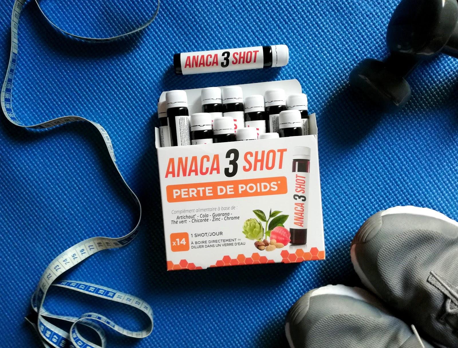 ANACA3 SHOT Perte de poids (code promo)