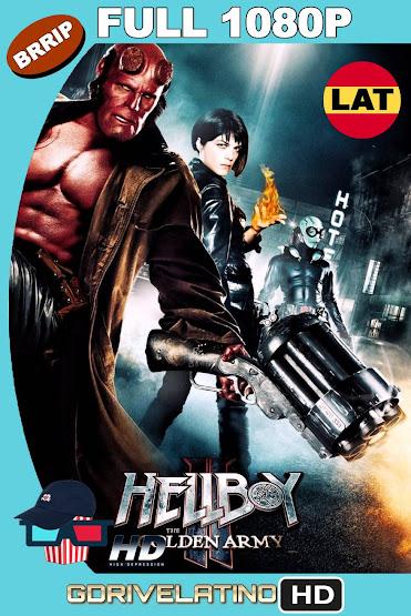Hellboy II: El Ejército Dorado (2008) BRRip 1080p Latino-Ingles MKV