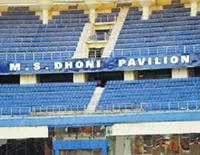 JSCA Stadium to Get MS Dhoni Pavilion