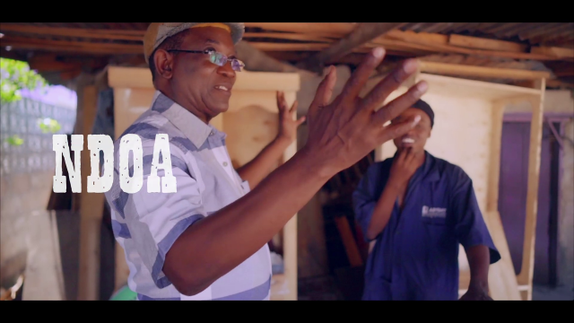 VIDEO | Bright Ft. Khadija Kopa & Juma kakere & Karen – Ndoa
