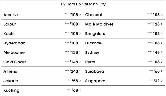 Giá vé khuyến mãi Soot Airlines bay từ HCM