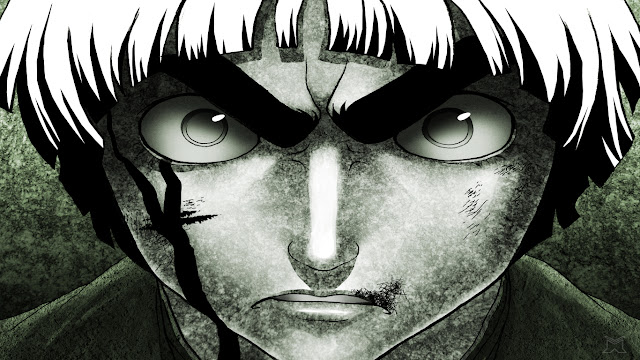 wallpaper rock lee black and white