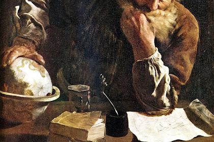 Biografi Archimedes (Penemu Hukum Archimedes)