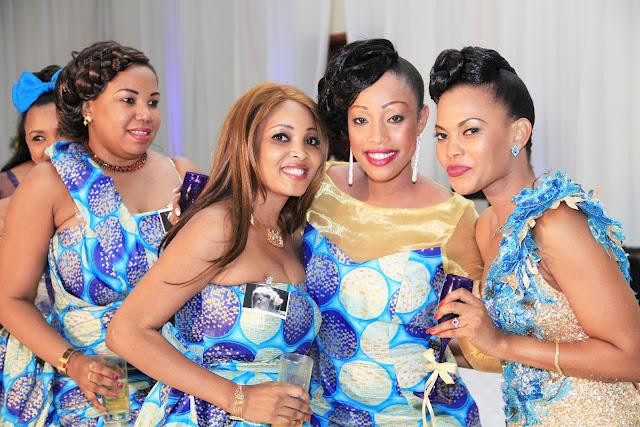 Tanzanite glamour kitchen party of the year hongera for Kitchen designs zambia