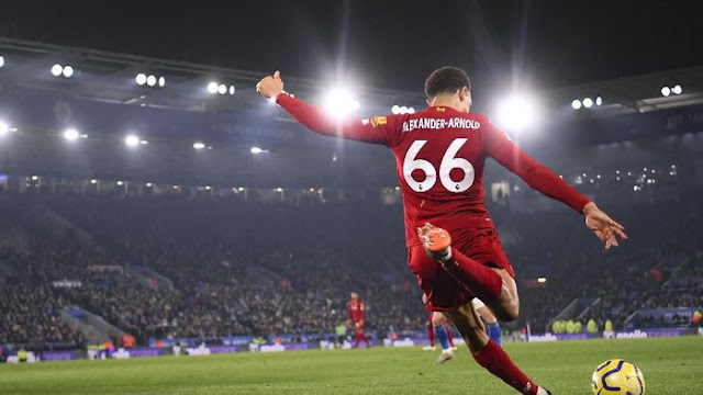 Trent Wants Trophy As Much As You Can And Is The Captain of Liverpool