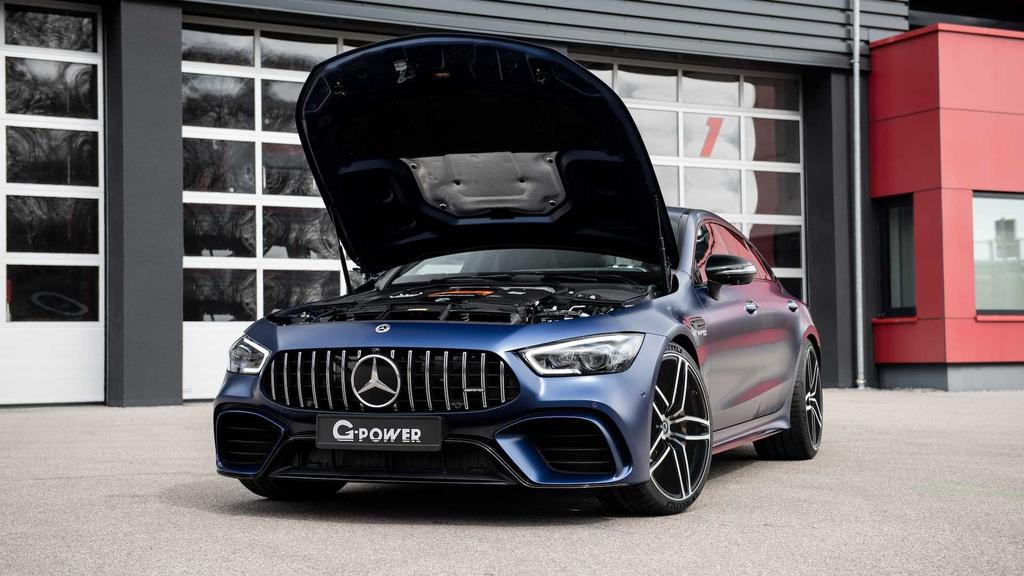 Mercedes-AMG GT 63 độ công suất, mạnh hơn Pagani Huayra