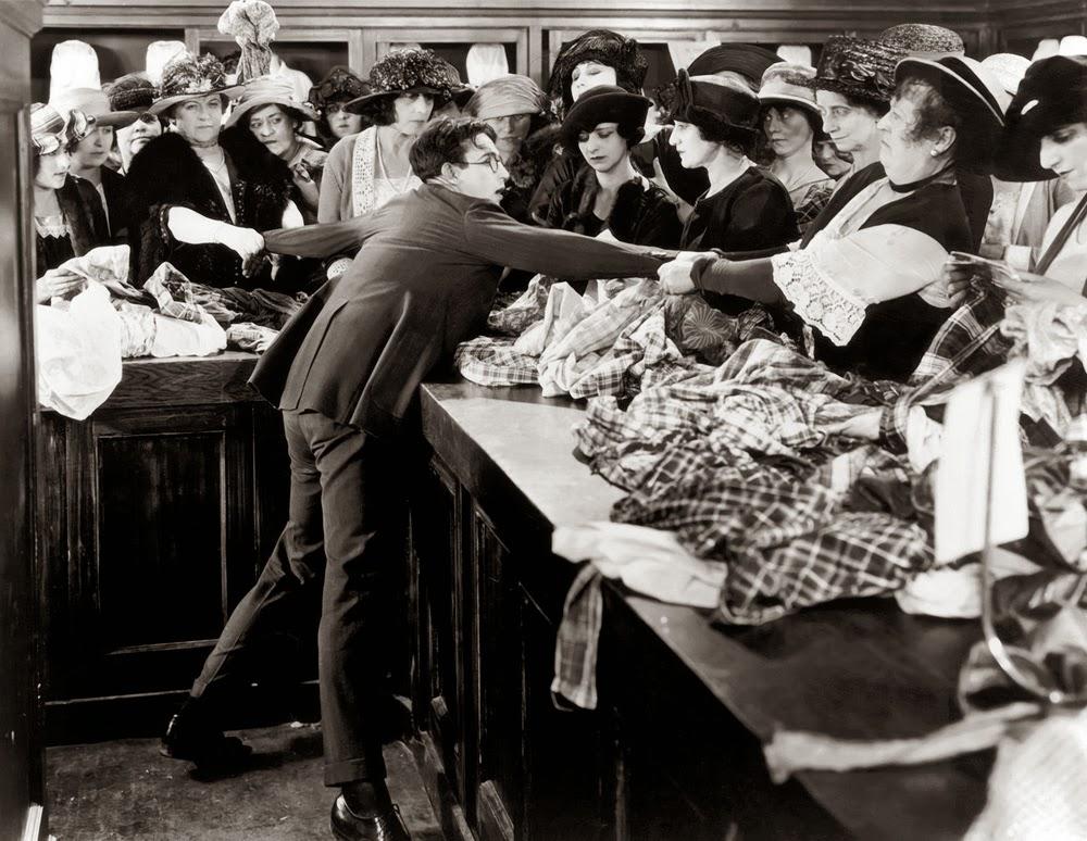Harold Lloyd Safety Last 1923