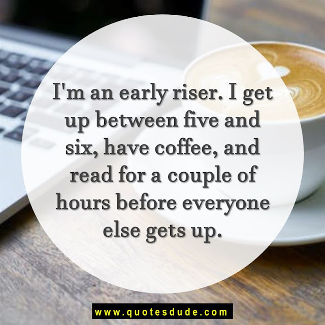 motivational coffee quotes