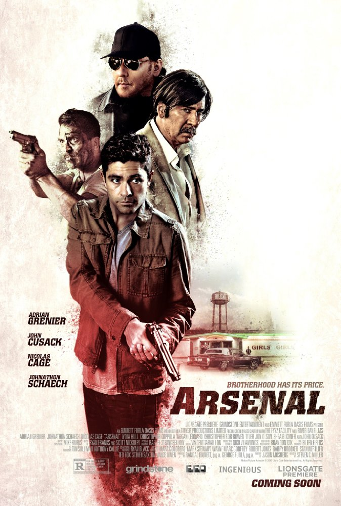 Arsenal (2017) Subtitle Indonesia – BRRip 720p
