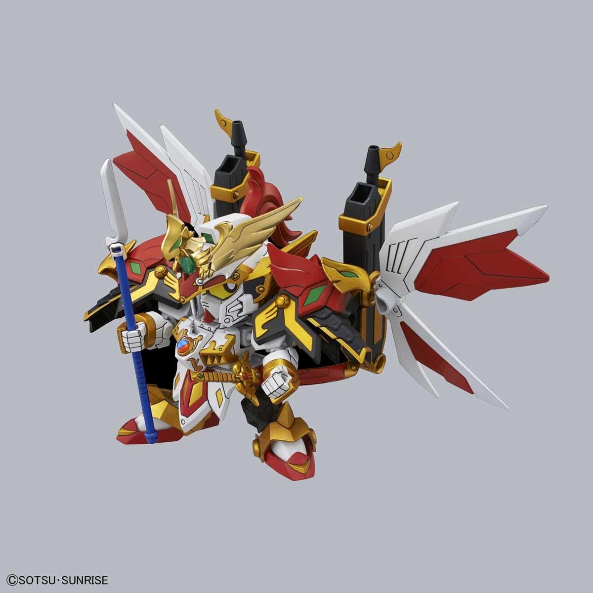 SD Legend BB Mark III Daishogun