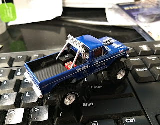 Hobby Exclusive GreenLight Bigfoot  Ford F-250