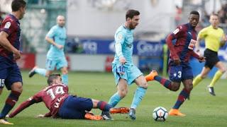 Barcelona Menang 2-0 atas Eibar - Highlights La Liga