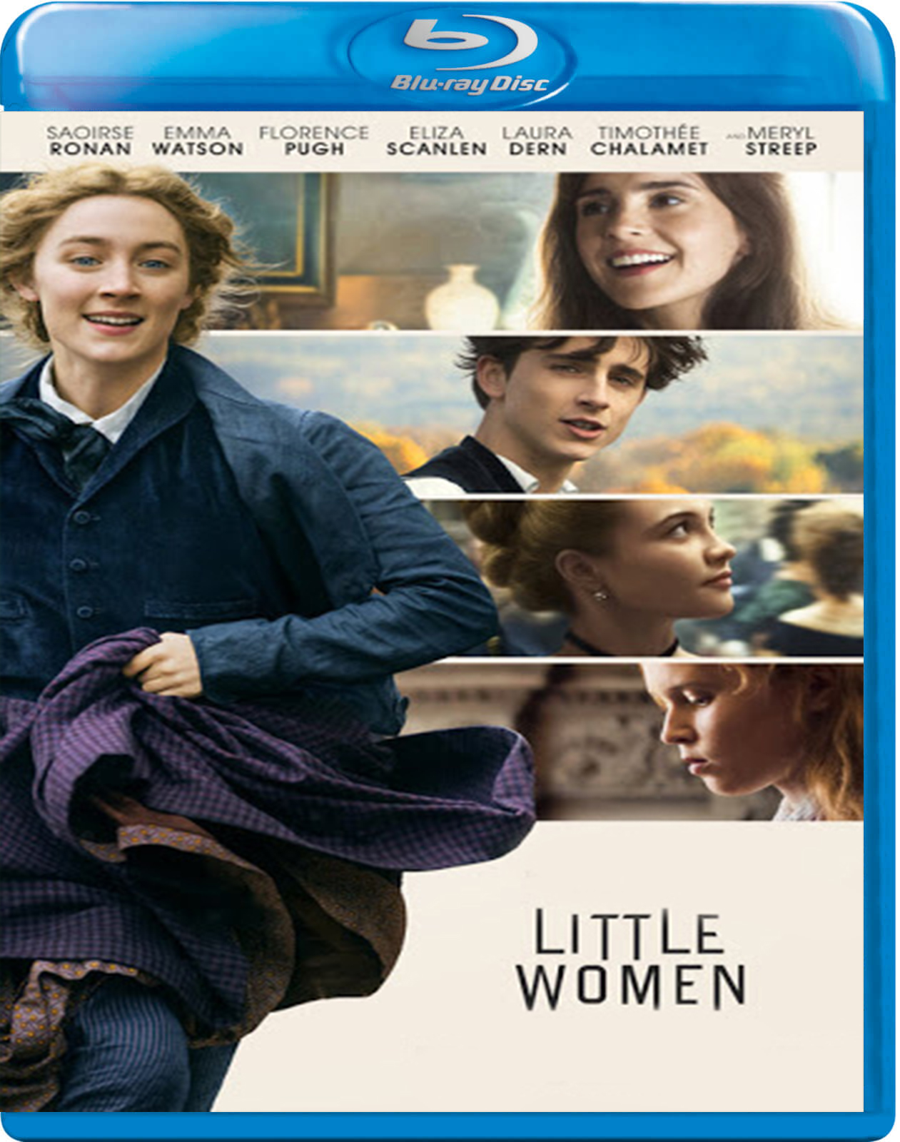 Little Women [2019] [BD25] [Latino]