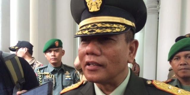 Pangdam III Siliwangi, Mayor Jenderal Hadi Prasojo Geng Motor Berulah Tembak Ditempat
