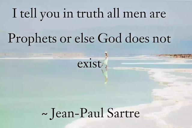 jean paul sartre famous quotes