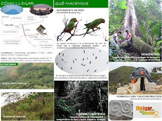 Portafolio del proyecto turismo de naturaleza y permacultura