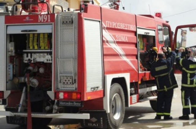 ΤΩΡΑ! Φωτιά σε νυχτερινό κέντρο διασκέδασης στο κέντρο της Αθήνας! (φωτό)