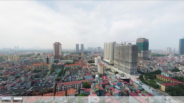 Vị trí đắc địa của chung cư Booyoung Vina Hình3