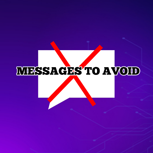 Messages you should avoid on social media to advoid been scammed