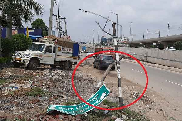 faridabad-car-accident