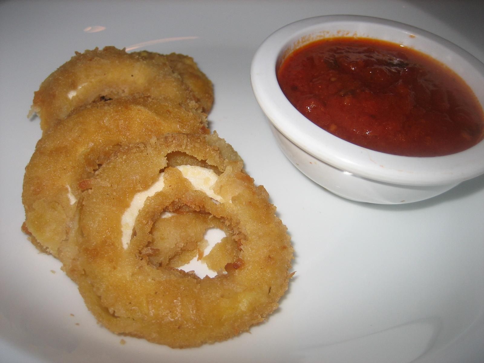 Sophie S Kitchen Vegan Calamari