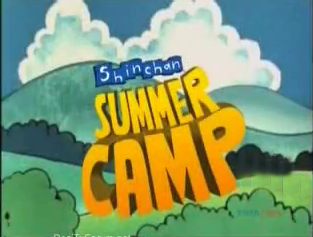 "Shinchan's Special Episode ""Summer Camp"""