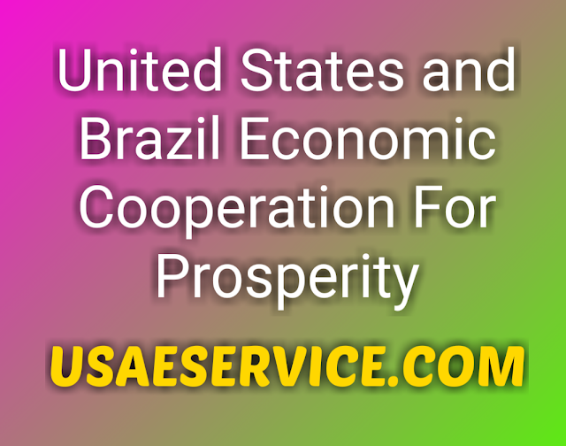 United States and Brazil