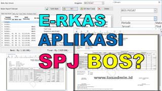 Aplikasi RKAS bisa untuk membuat SPJ BOS