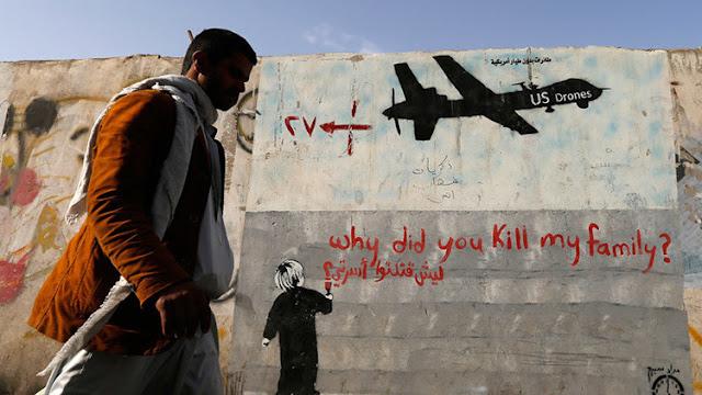 Los drones de EE.UU. mataron decenas de civiles por error durante el mandato de Obama