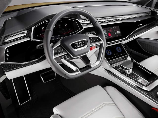 Novo Audi Q8 2018