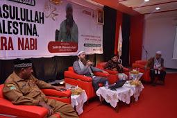 Jamaluddin Badar Sambut Kedatangan Ulama Syekh Mahmoud Al Shareef di Tidore
