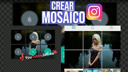 Crear Mosaico en Instagram de Forma Rápida