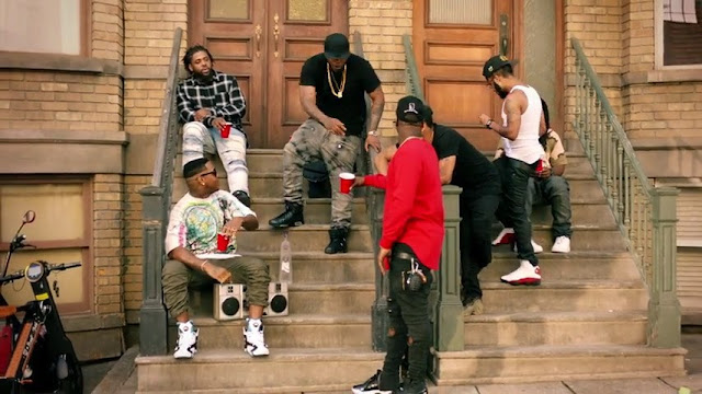 Video: Jeremih - I Think Of You (Con Chris Brown y Big Sean)
