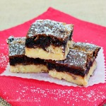 A Gooey Brownie layer with a creamy Cinnamon Cheesecake layer combination and is a perfect Fall dessert or sweet treat