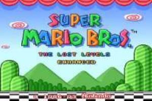 Super Mario Bros: Os Níveis Perdidos