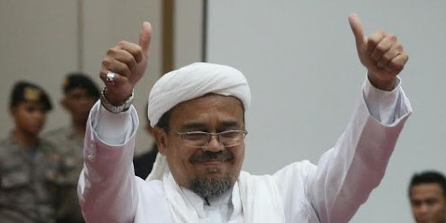 Baru Mau Pulang Kalau Jokowi Lengser, Rizieq Shihab Terancam Dideportasi Dari Arab dengan Cara Begini...