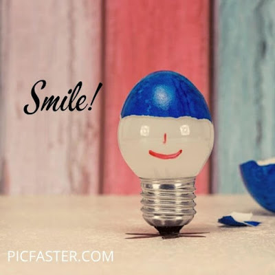 Latest - Smile Whatsapp Dp Images With Quotes - Smile Emoji Dp